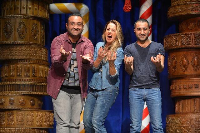 """Güldür Güldür ekibi: """"Canlı yayın bizi daha da yükseltecek"""""""