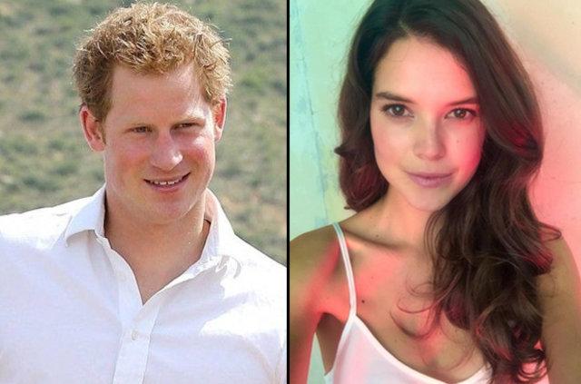 Prens Harry'nin yeni sevgilisi