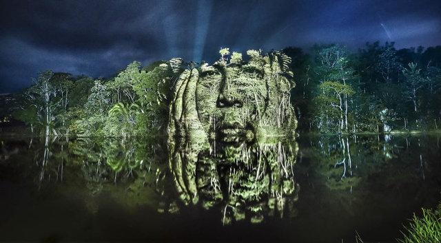 Dünyada bir ilk Amazon yağmur ormanlarında yapıldı!