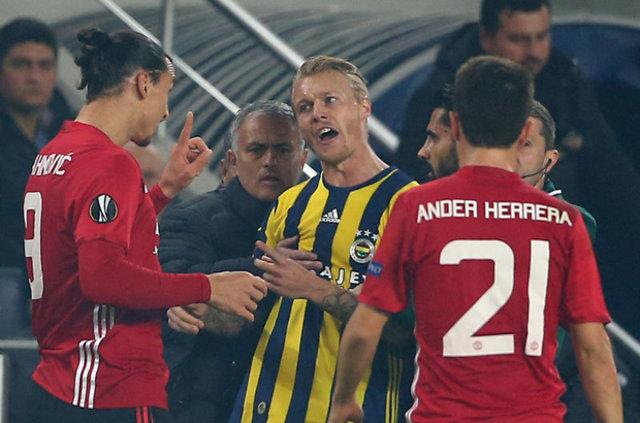 Zlatan Ibrahimovic ve Kjaer'den açıklama geldi...