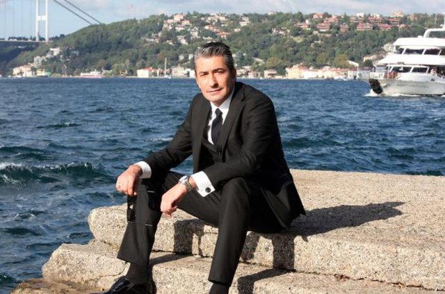 Erkan Petekkaya aylık gelirinin 450 bin TL olduğunu beyan etti