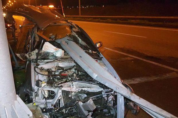 Samsun trafik kazası