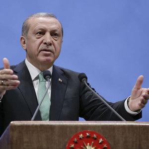 Erdoğan'dan finans sektörüne uyarı!
