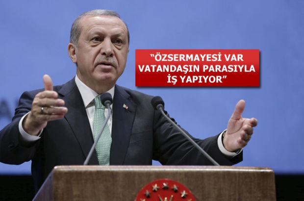 Cumhurbaşkanı Erdoğan Sermaye Piyasaları Kongresi