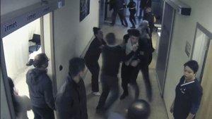Tekirdağ'da bir kişi güvenlik görevlisini vurdu