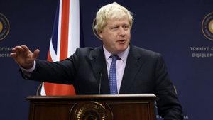 İngiltere Dışişleri Bakanı Johnson: Türkiye DEAŞ'la mücadelede çok yarar sağlıyor