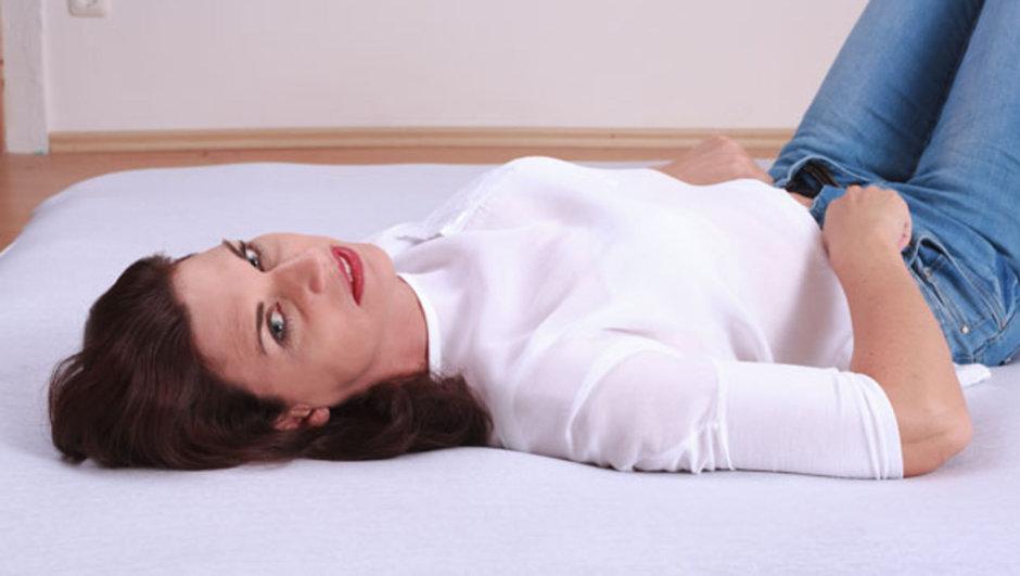 Bacaklarda uyuşma