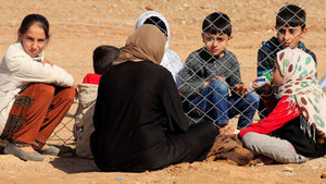 DEAŞ, Musul çevresinde yüzlerce kişiyi öldürdü