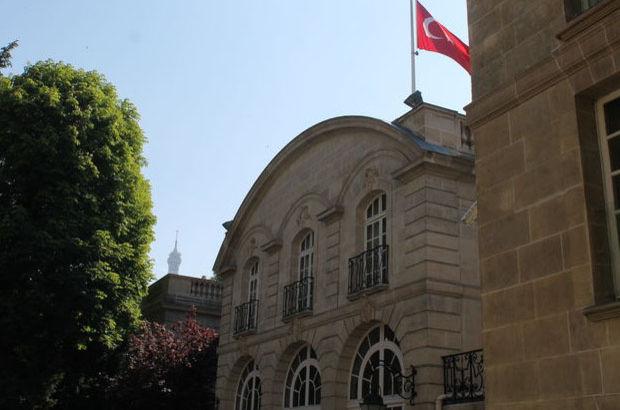 türkiye paris büyükelçiliği