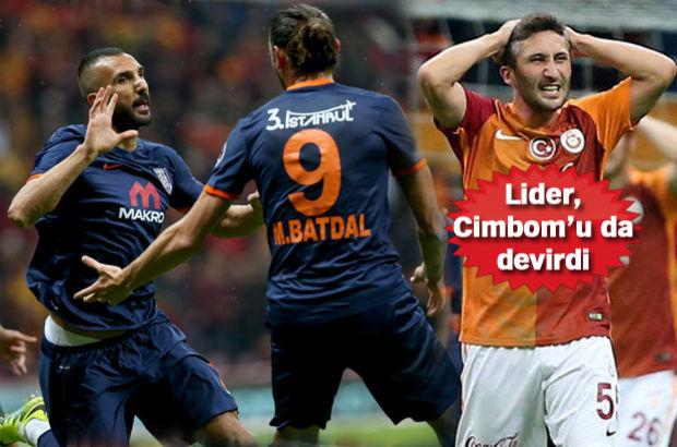 Galatasaray - Başakşehir canlı