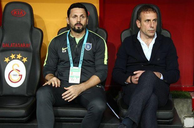 Abdullah Avcı Galatasaray Medipol Başakşehir