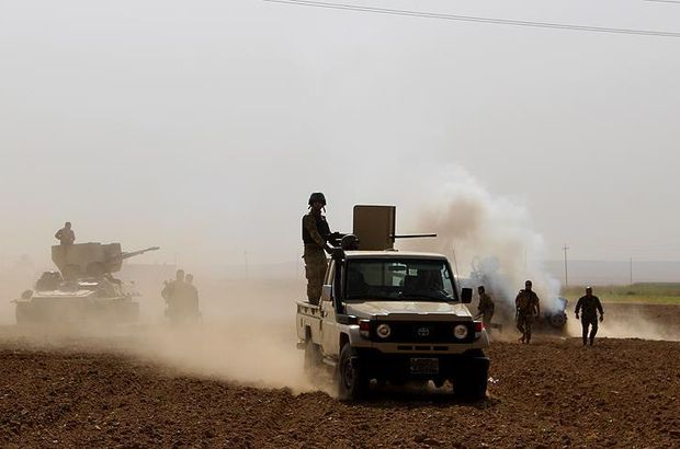 Irak güçleri Musul
