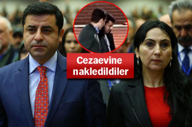 Demirtaş ve Yüksekdağ dahil 9 tutuklama