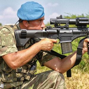Milli Piyade Tüfeği MPT-76'nın tanıtımı yapıldı