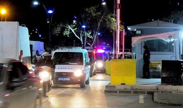 Gaziantep'te 300 polisle operasyon
