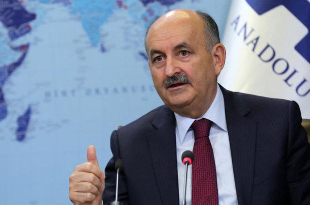 Bakan Mehmet Müezzinoğlu'ndan Aleyna Tilki açıklaması