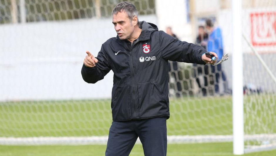 Ersun Yanal Beşiktaş Trabzonspor