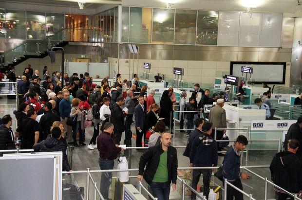 Havayolu yolcu sayısı
