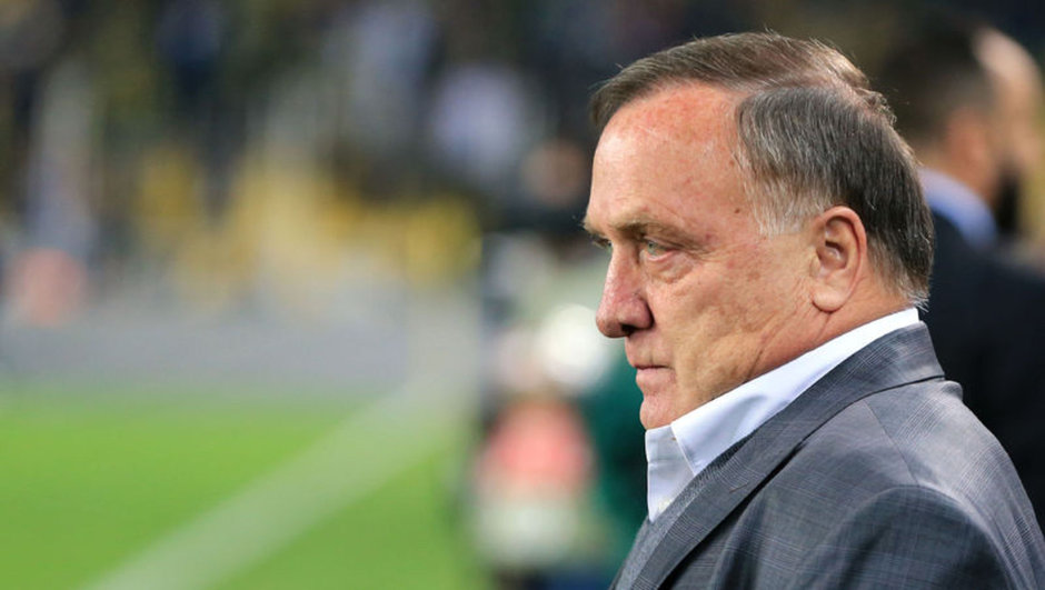 Dick Advocaat Fenerbahçe Manchester United