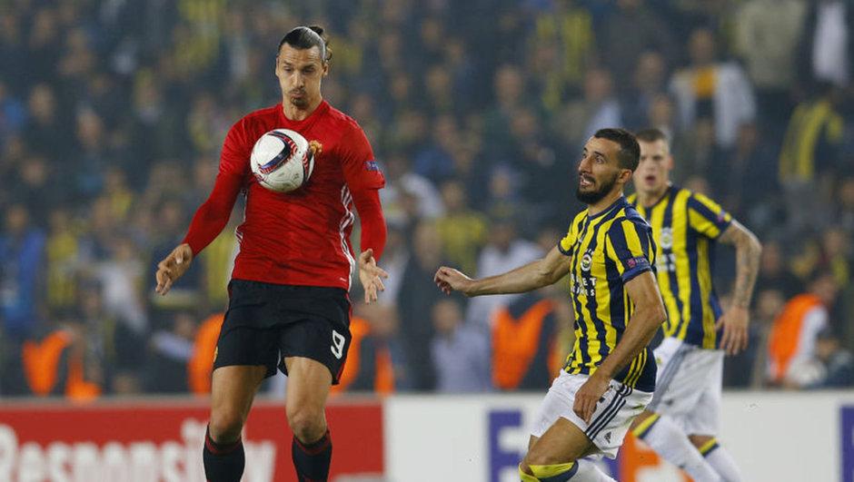 Mehmet Topal Fenerbahçe Manchester United Zlatan Ibrahimovic
