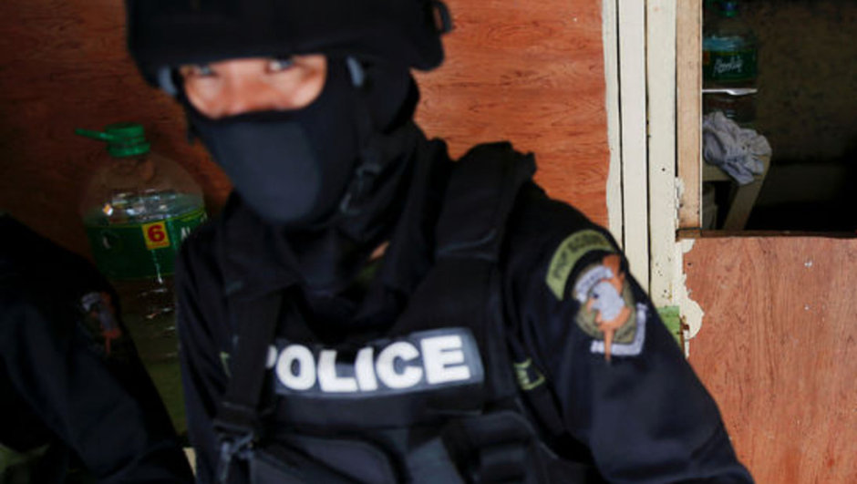 filipinler polis