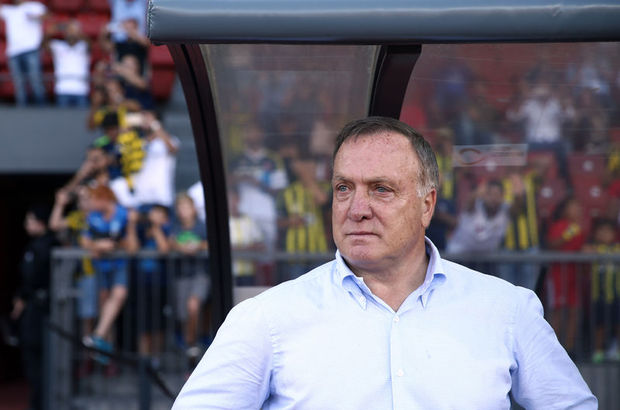 Dick Advocaat Manchester United Dick Advocaat
