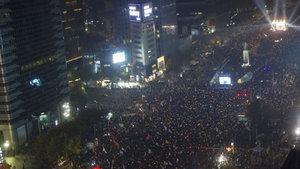 100 bin kişi oraya akın etti!