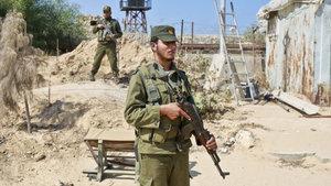 Mısır'dan Sina Yarımadası'na operasyon