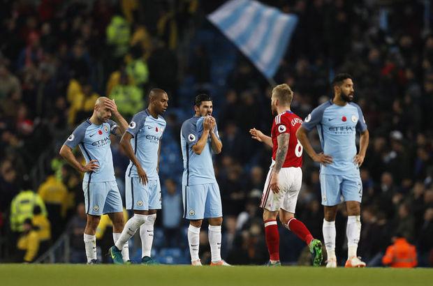 Manchester City: 1 - Middlesbrough: 1