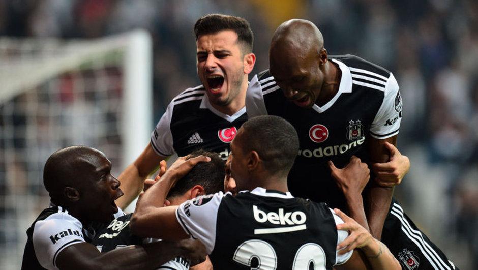 Beşiktaş: 2 - Trabzonspor: 1 (Süper Lig 10. hafta maç sonucu)