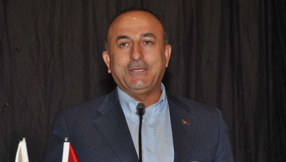Mevlüt Çavuşoğlu Ukrayna Pavlo Klimkin