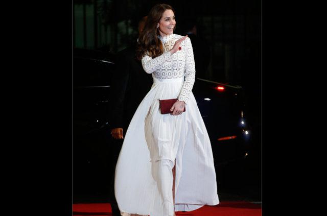 Kate Middleton, Paris Hilton ve Tamara Ecclestone pişti oldu