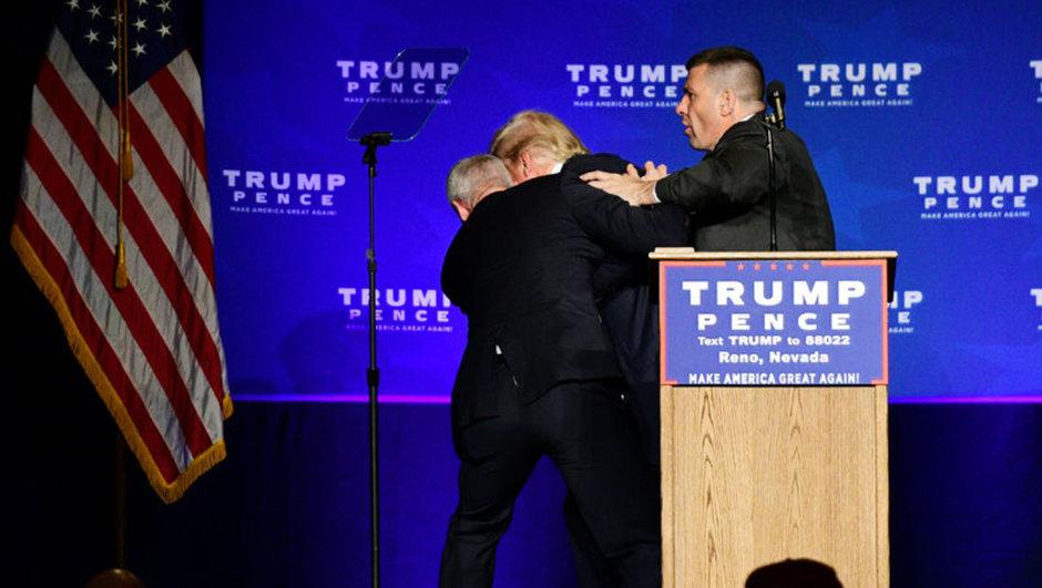 Donald Trump Nevada ABD başkanlık seçimleri