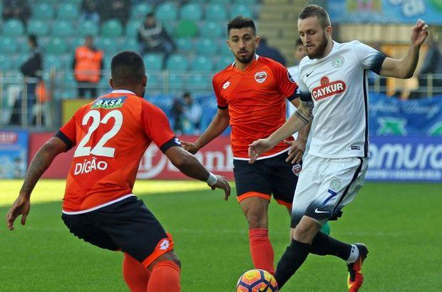 Çaykur Rizespor - Adanaspor