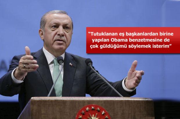 Erdoğan'dan HDP'nin Meclis kararına yanıt!