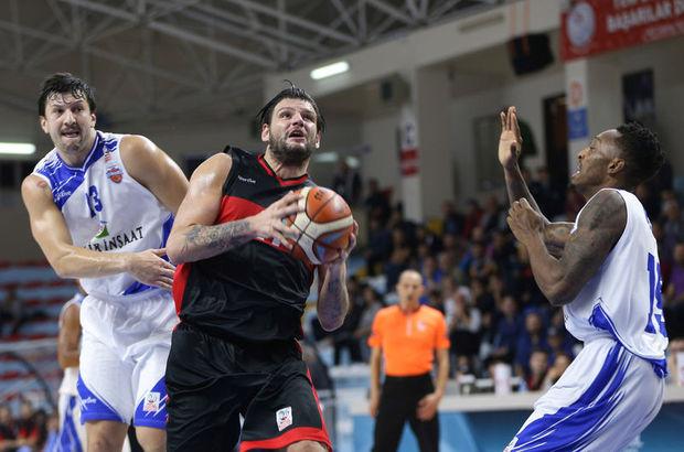 Demir İnşaat Büyükçekmece - Gaziantep Basketbol