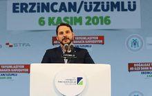 Enerji ve Tabii Kaynaklar Bakanı Albayrak: Doğalgazın gitmediği ilimiz kalmayacak