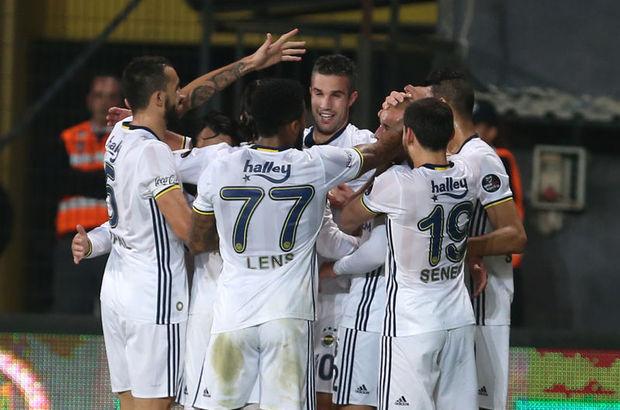 Akhisar Belediyespor: 1 - Fenerbahçe: 3 maç özeti