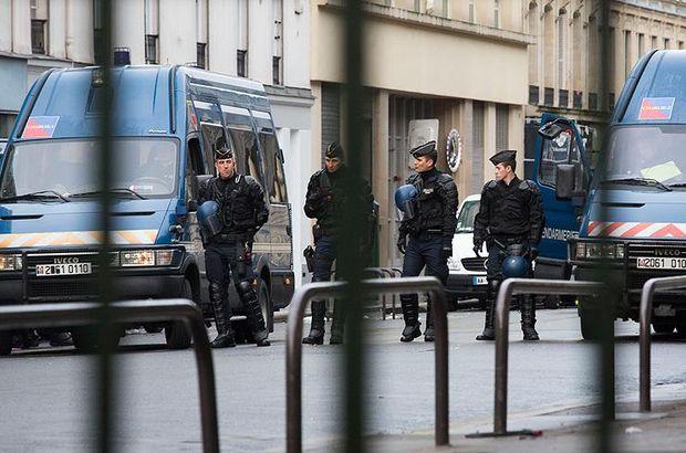 Nantes Başkonsolosluğuna