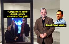 Murat Ülker Bedri Baykam'ın 'Boş çerçeve' isimli eserini Contemporary İstanbul'da sattı