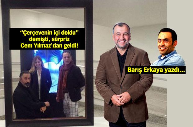 Murat Ülker Bedri Baykam'ın 'Boş çerçeve' eserini sattı