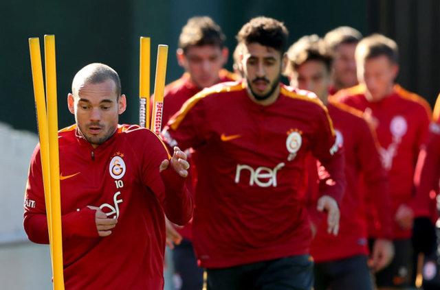 Galatasaray'da kriz