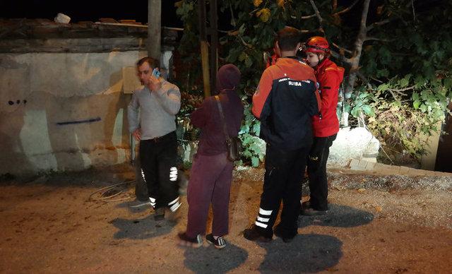 Uludağ'da kaybolan 2 kişi 4 saatte kurtarıldı
