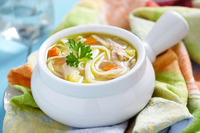 Tavuk suyu çorbasının faydası kanıtlandı!
