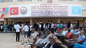 Somali'de ilk sağlık bilimleri enstitüsü açıldı