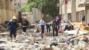 Bağdat'ta patlamalar: 7 ölü, 31 yaralı