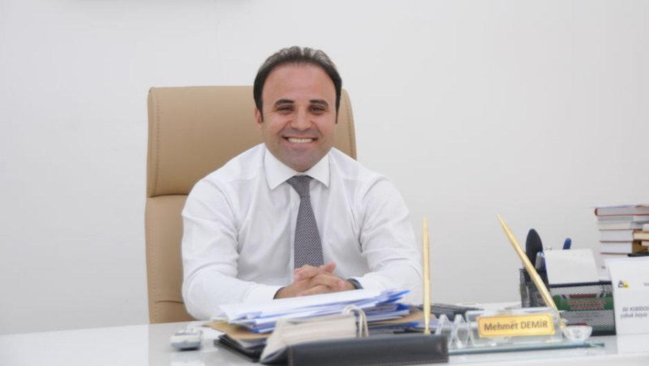 Vali Yardımcısı Mehmet Demir