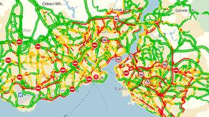 İDO seferleri iptal, trafikte de yoğunluk yaşanıyor