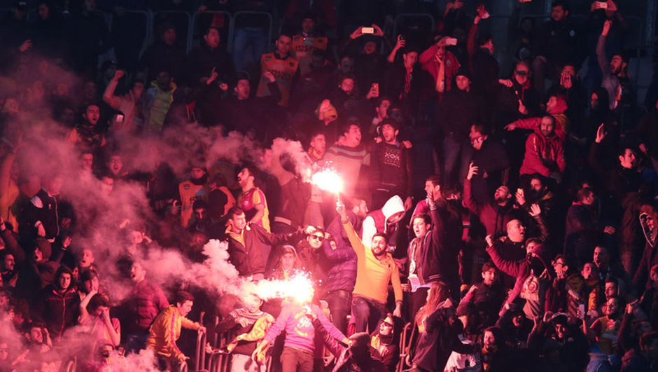 Alper Narman Fenerbahçe Galatasaray