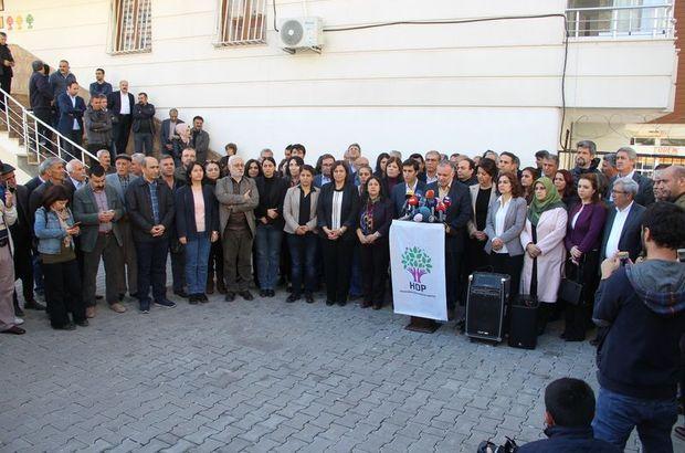 HDP AİHM'i bilgilendirdi